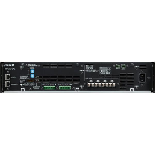 Yamaha XMV4280D. Amplificator 4 x 280 Watt/4 Ohm - Yamaha XMV4280D. Amplificator 4 x 280 Watt/4 Ohm