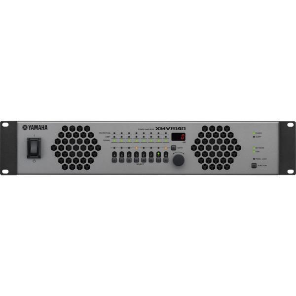 Yamaha XMV8140. Amplificator 8 x 140 Watt/4 Ohm