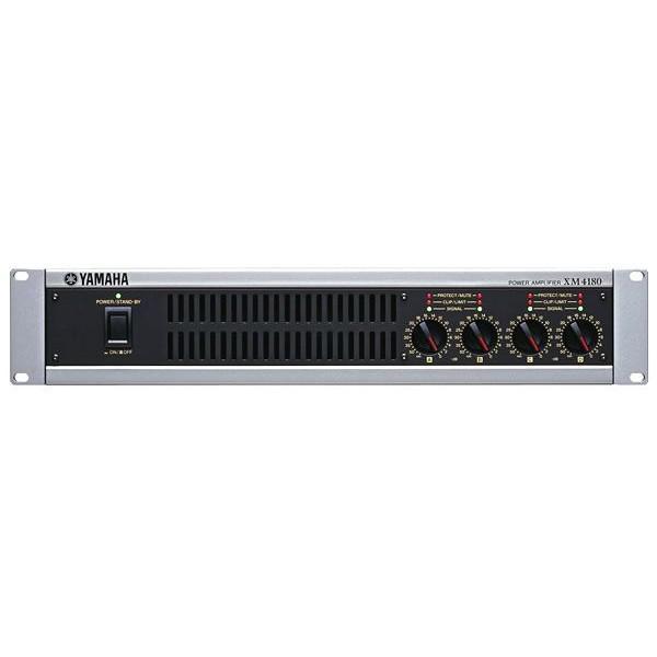Yamaha XM4180 Amplificator 4 canale, 2U rack, 180W x4.