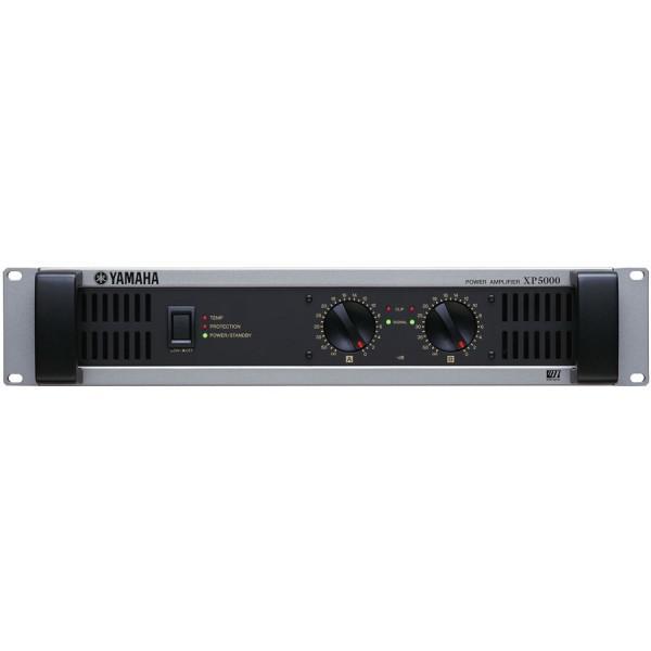 Yamaha XP5000 Amplificator 2 x 1050W/2Ohmi - 2U, HPF, GPI monitorizare si control