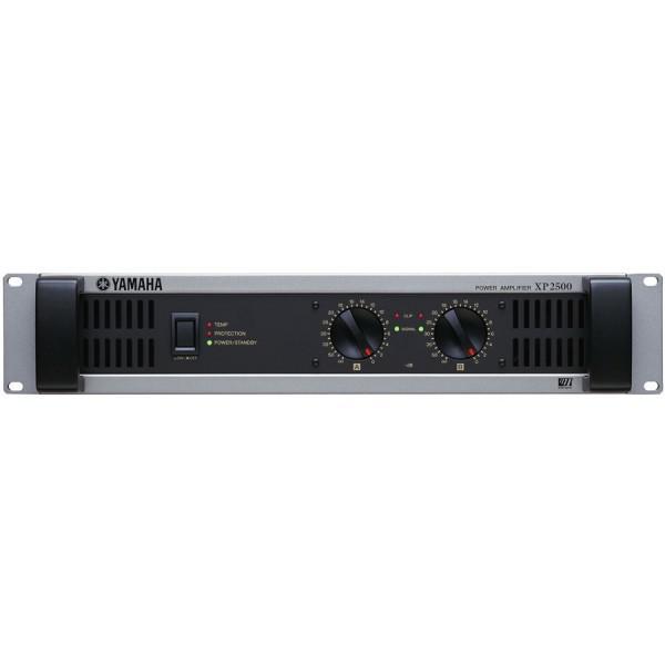 Yamaha XP2500 Amplificator 2 x 800W/2Ohmi - 2U, HPF, GPI monitorizare si control