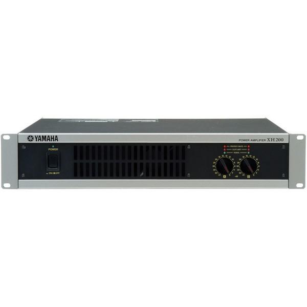 Yamaha XH200 Amplificator compact, 200W + 200W, raport semnal zgomot peste 103dB, greutate 9.8kg