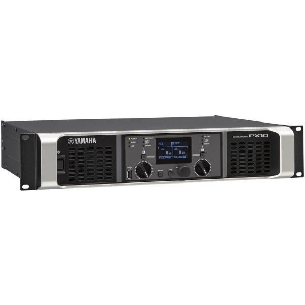 Yamaha PX10 Amplificator de putere 2x 500W @ 4╬®