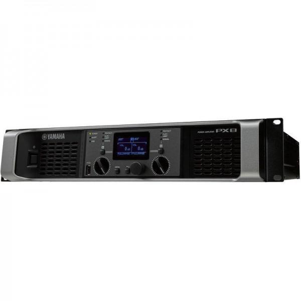 Yamaha PX8 Amplificator de putere 2X1050W 4╬®