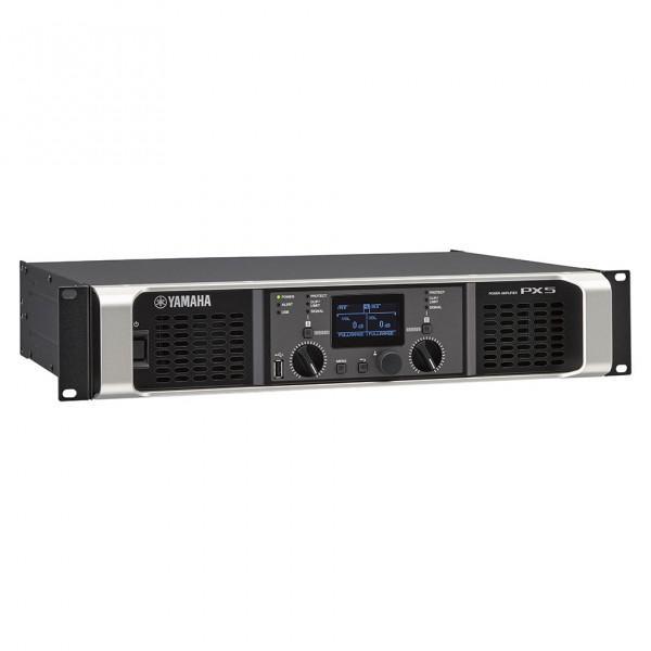 Yamaha PX5 Amplificator de putere 2x 800W @ 4╬®
