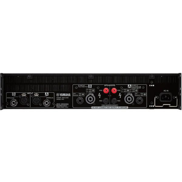 Yamaha PX3 Amplificator de putere 2x 500W @ 4╬® - Yamaha PX3 Amplificator de putere 2x 500W @ 4╬®