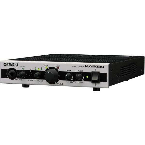 Yamaha MA2030 Amplificator de putere 30W x 2 @3╬® / 4╬® - Yamaha MA2030 Amplificator de putere 30W x 2 @3╬® / 4╬®