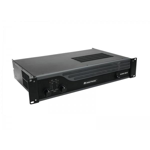 Omnitronic E-200 MK2 - Omnitronic E-200 MK2