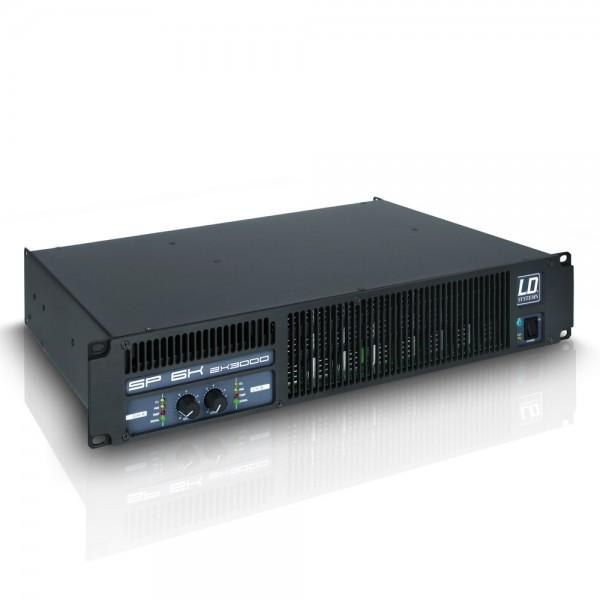LD Systems SP-6K Amplificator audio - LD Systems SP-6K Amplificator audio