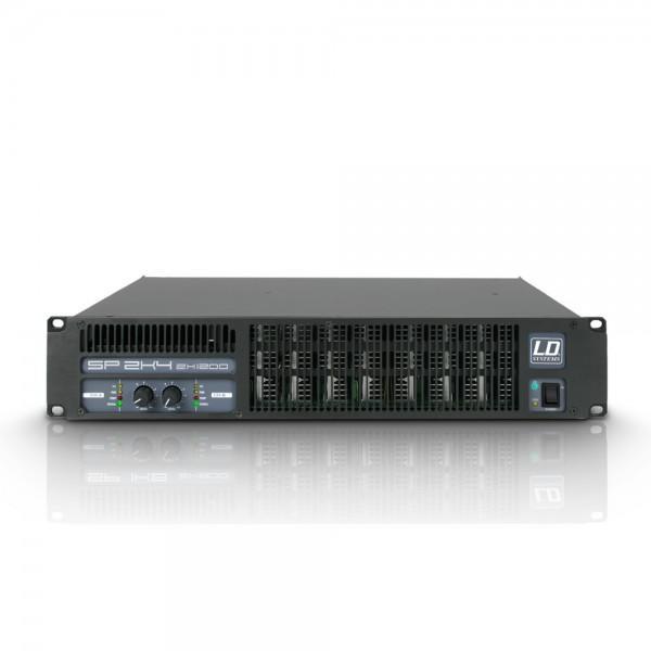 LD Systems SP-2K4 Amplificator