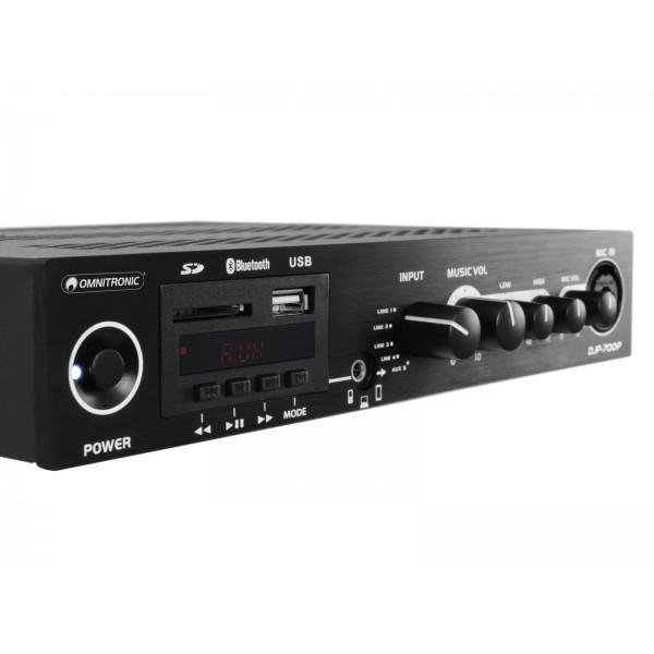 Omnitronic DJP-700P - Omnitronic DJP-700P