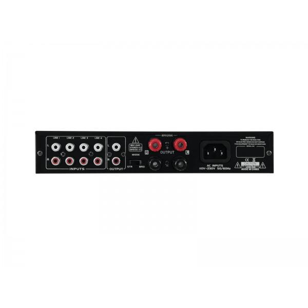 Omnitronic DJP-700 - Omnitronic DJP-700