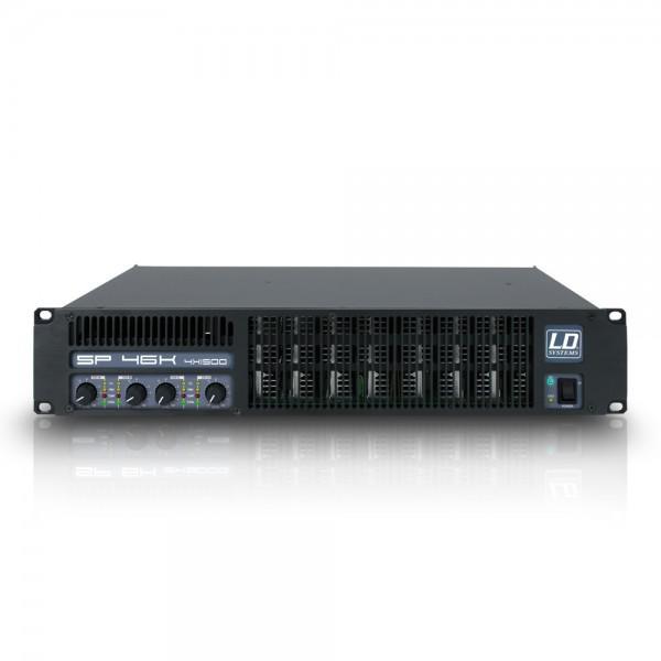 LD Systems SP 46K - 4 x 1440 W 2 Ohm