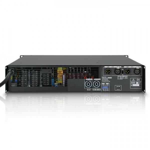 LD Systems SP 4 K -  2 x 1950 W 2 Ohm - LD Systems SP 4 K -  2 x 1950 W 2 Ohm
