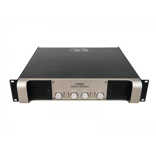 PSSO QCA-6400 -  Amplificator 4 Canale
