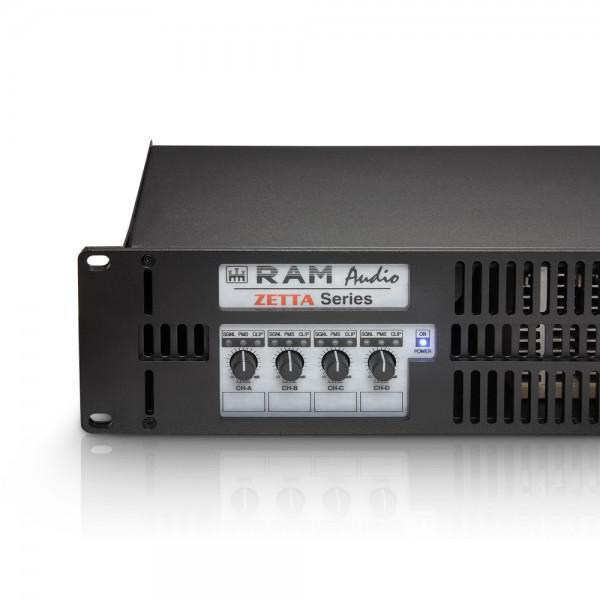 Zetta 430 - Amplificator RAM Audio - Zetta 430 - Amplificator RAM Audio