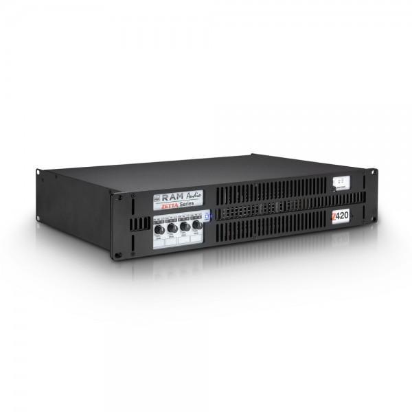Zetta 420 - Amplificator RAM Audio - Zetta 420 - Amplificator RAM Audio