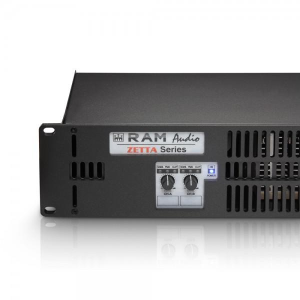 Zetta 210 - Amplificator RAM Audio - Zetta 210 - Amplificator RAM Audio