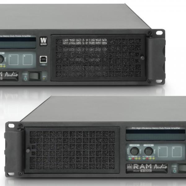 Amplificator Ram Audio W 6000 - Amplificator Ram Audio W 6000