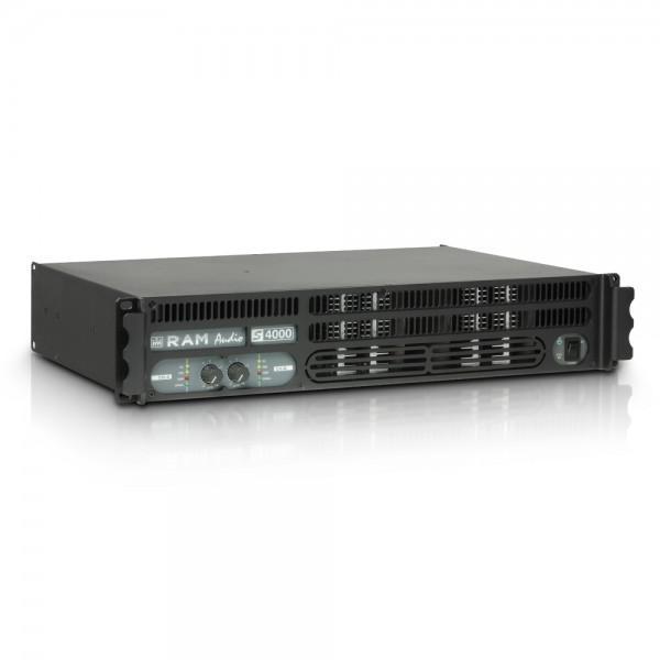 Amplificator Ram Audio S 4000 - Amplificator Ram Audio S 4000