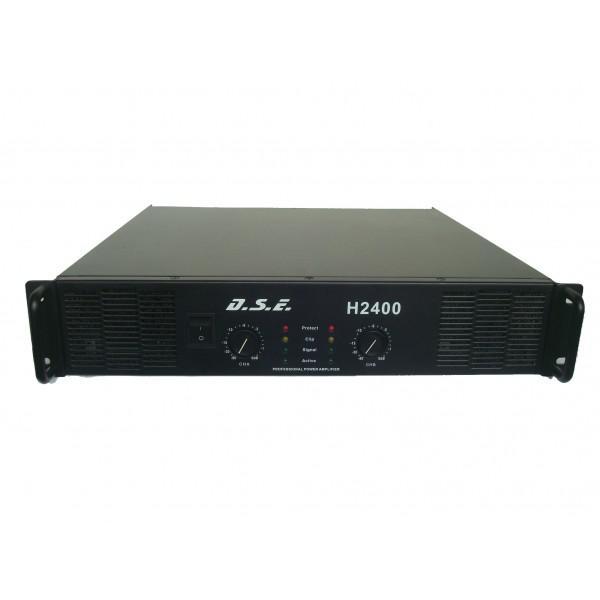 Amplificator H2400