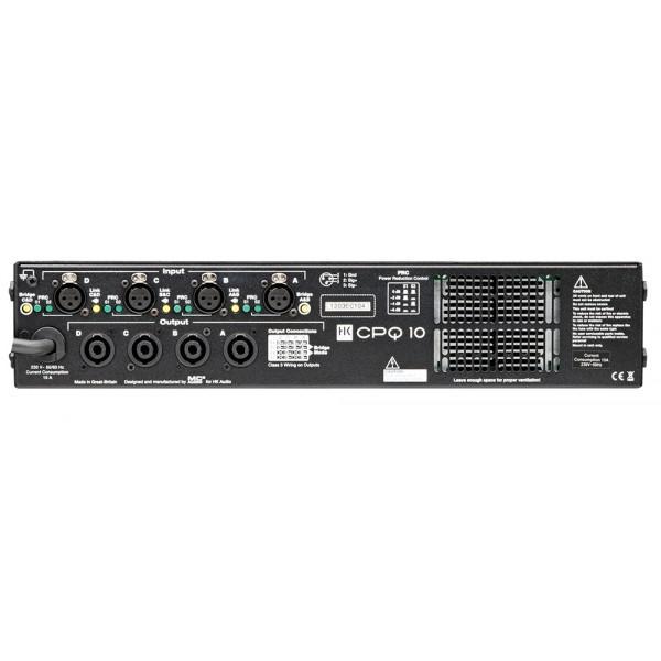 Amplificator HK Audio CPQ 10 - Amplificator HK Audio CPQ 10
