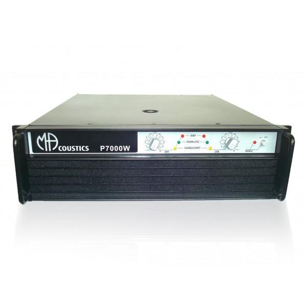 P7000W Amplificator M-Acoustics