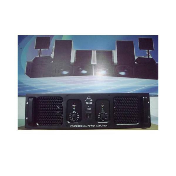 Amplificator D8000 - Amplificator D8000