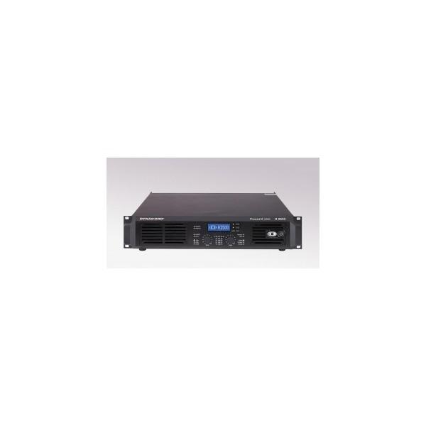 AMPLIFICATOR AUDIO DYNACORD H 2500
