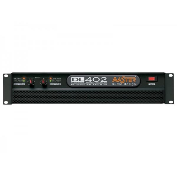 Amplificator Master Audio DL402
