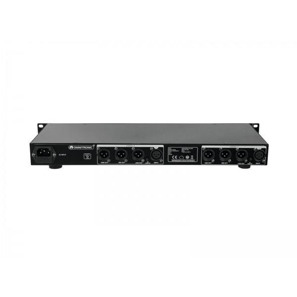 Omnitronic XO-300 Crossover activ - Omnitronic XO-300 Crossover activ