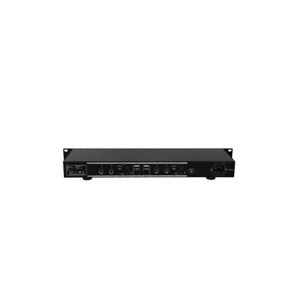 Omnitronic XO-230 Crossover Activ - Omnitronic XO-230 Crossover Activ