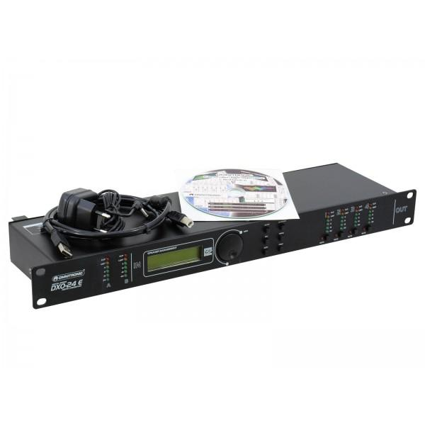 Omnitronic DXO-23E Crossover digital