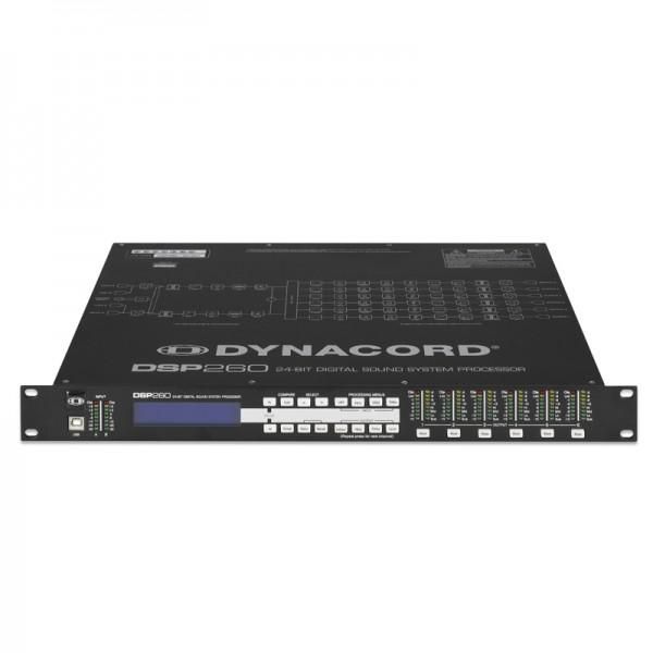 PROCESOR CROSSOVER DYNACORD DSP 260