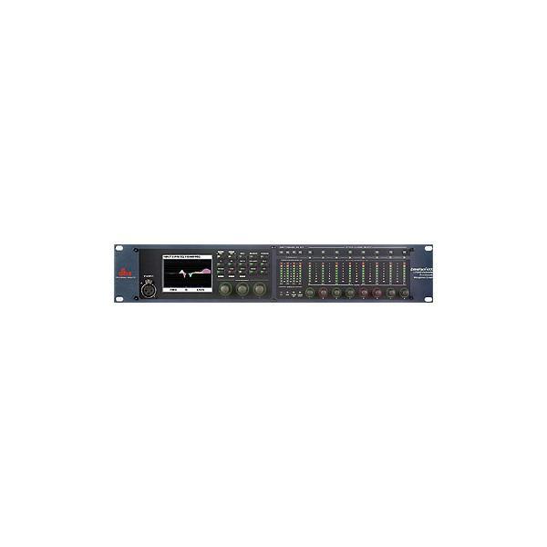 Crossover DBX Driverack 4800