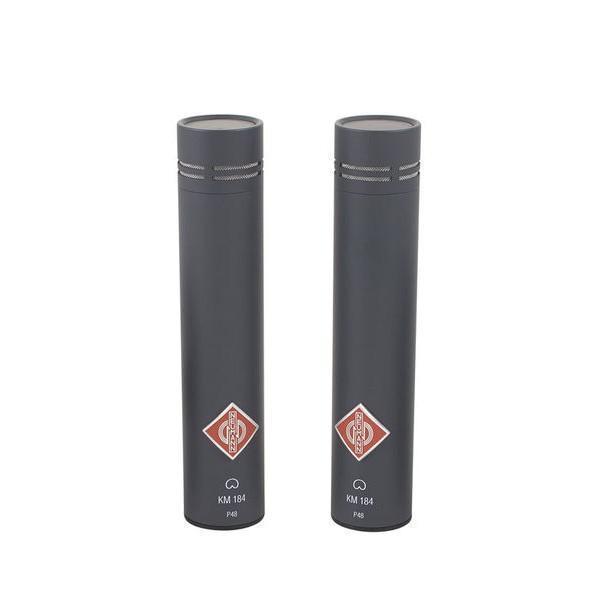 Neumann KM184 mt Stereo Set. Microfon cu diafragma mica
