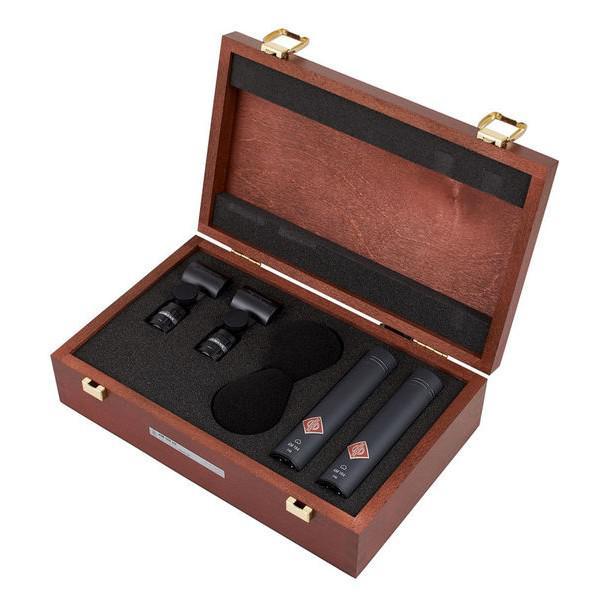 Neumann KM184 mt Stereo Set. Microfon cu diafragma mica - Neumann KM184 mt Stereo Set. Microfon cu diafragma mica