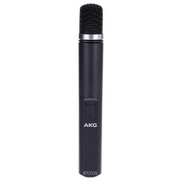 Microfon condenser AKG C1000s MKIV