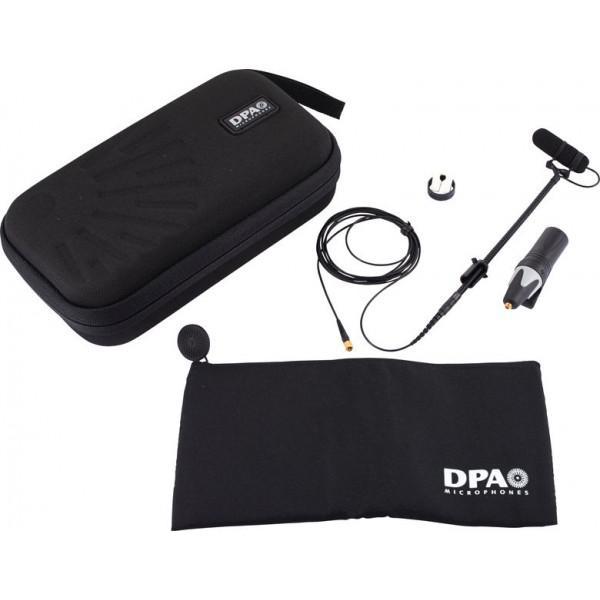 DPA d:vote 4099 Microfon Trompeta - DPA d:vote 4099 Microfon Trompeta