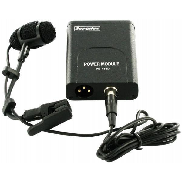 Microfon SUPERLUX PRA-383D