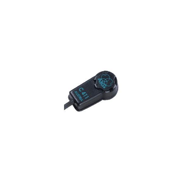 Microfon pentru Acordeon  SAU VIOARA AKG C411 L