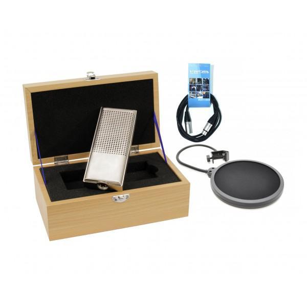 Omnitronic VRM-1110 Pro Microfon Studio SET