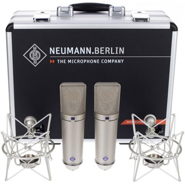 Neumann U87 Ai Stereo Set - Neumann U87 Ai Stereo Set
