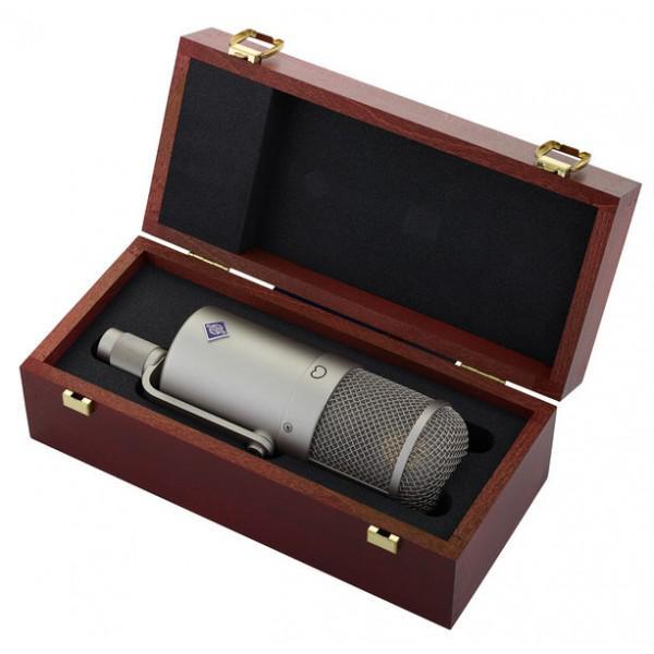 Neumann U47 FET. Microfon de studio - Neumann U47 FET. Microfon de studio