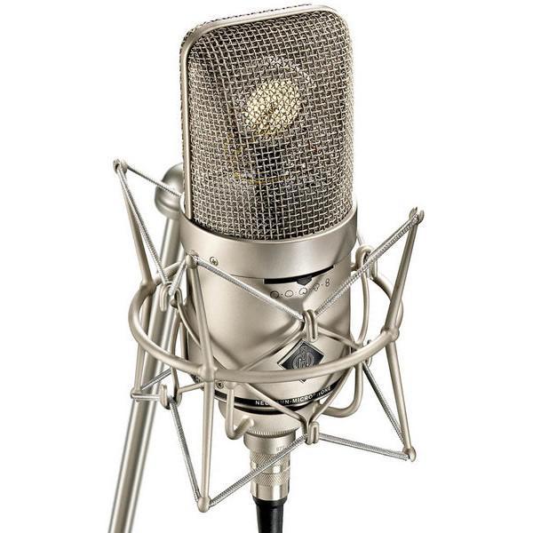 Neumann M149. Microfon de studio