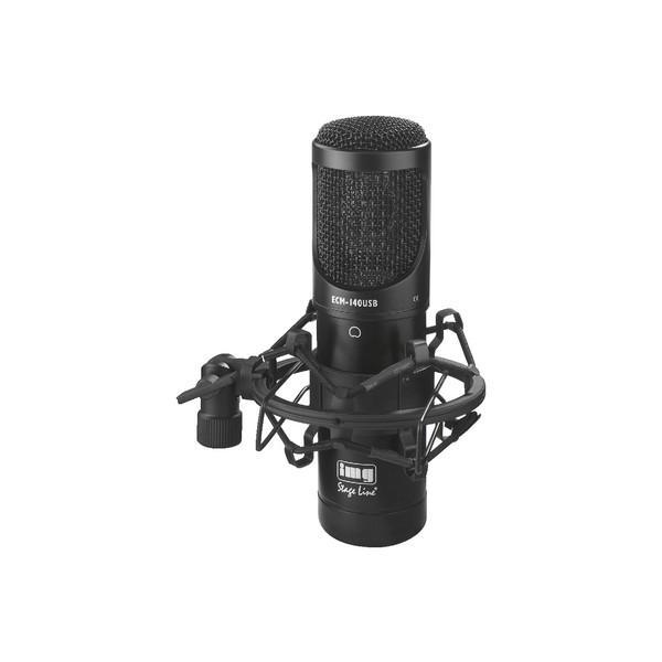 Microfon de Studio Stage Line ECM-140USB