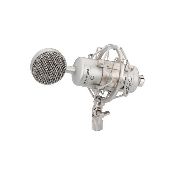 Microfon de Studio Stage Line ECM-190USB