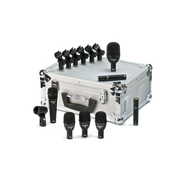 Microfoane Pentru Tobe AUDIX FUSION FP-7 DRUM SET - Microfoane Pentru Tobe AUDIX FUSION FP-7 DRUM SET