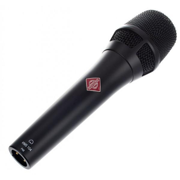 Neumann KMS 104 BK. Microfon de voce - Neumann KMS 104 BK. Microfon de voce