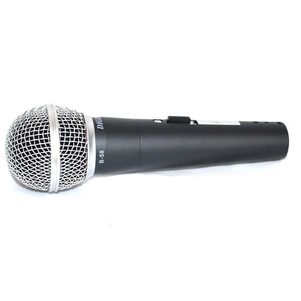 Digital B-58 - Microfon voce - Digital B-58 - Microfon voce